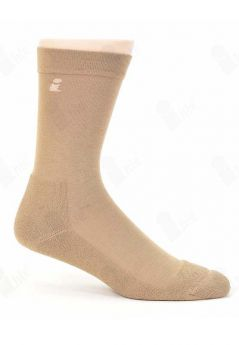 Diabetiker Socke halb plüsch