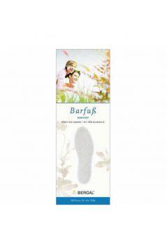 Barfuss Einlegesohle