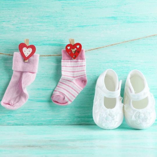 Kleinkinderschuhe für Mädchen