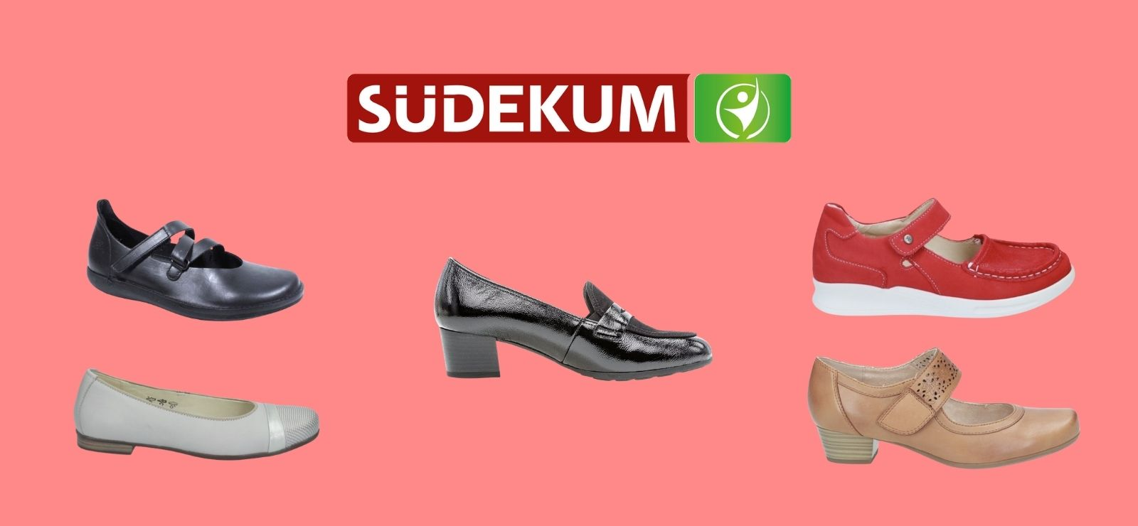 Damen Ballerinas und Pumps